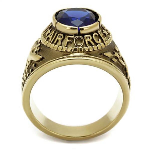 US Air Force Ring in Gold