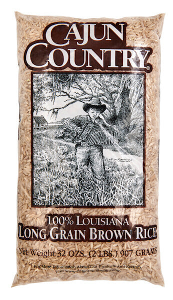 Cajun Country Long-Grain Brown Rice