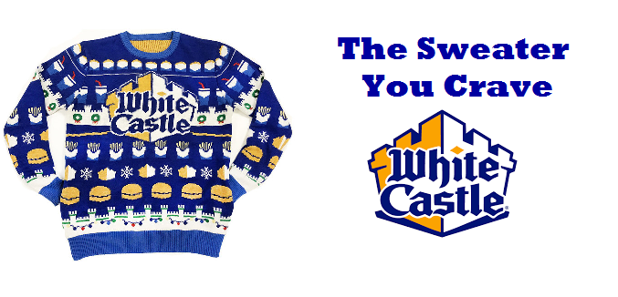 White Castle Sweaters