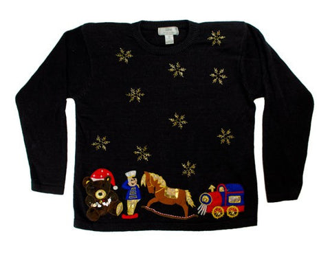 Wish List-Medium Christmas Sweater