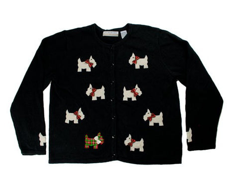 Spot The Difference-Medium Christmas Sweater