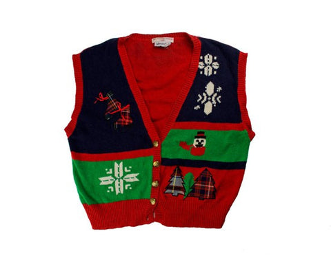 Outdoor Fun-X-Small Christmas Sweater