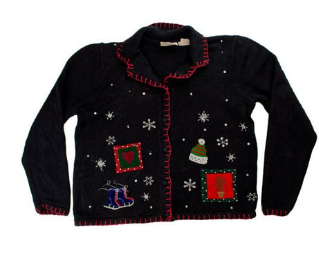 Bring The Ugly-Small Christmas Sweater