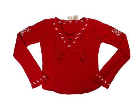 The Drawstring Helps-X-Small Christmas Sweater