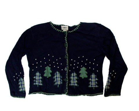 Oh Christmas Tree-Large Christmas Sweater