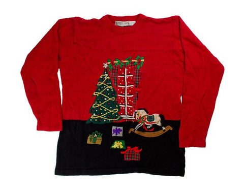Christmas Memories-Small Christmas Sweater