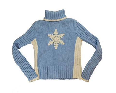 Snowflake-X-Small Christmas Sweater