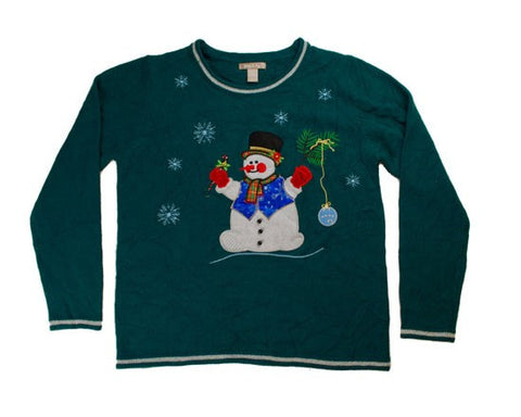 Holiday Fun-Small Christmas Sweater