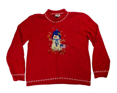 Holiday Joy-Small Christmas Sweater
