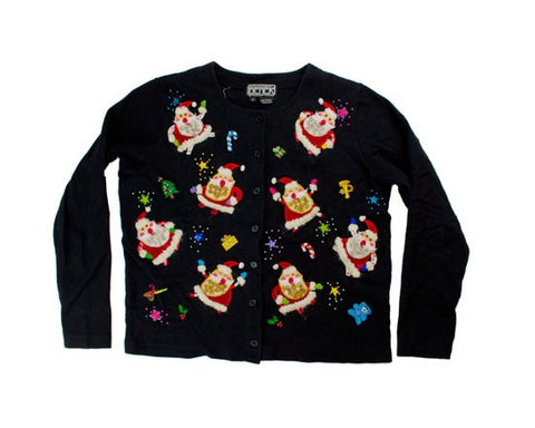 Jolly Old Man-Small Christmas Sweater