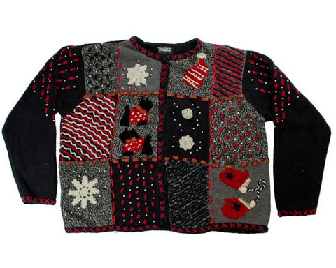What A Stitch-Small Christmas Sweater
