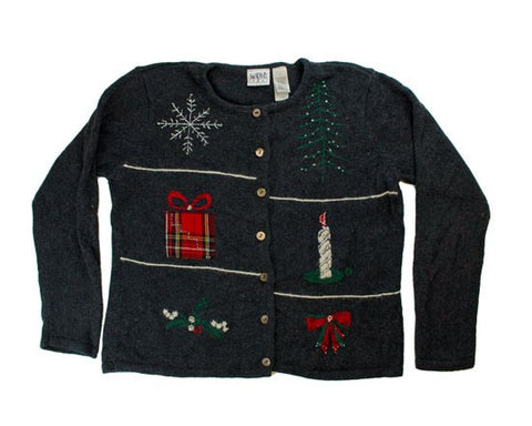 Christmas Wonder-Small Christmas Sweater