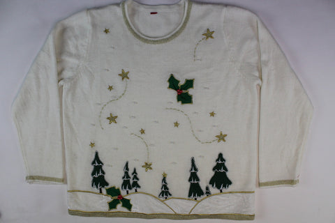 Christmas Delight. Laarge, Christmas sweater