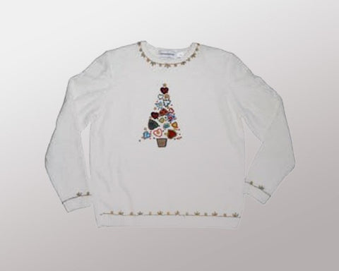Christmas Tree Of Love-Medium Christmas Sweater