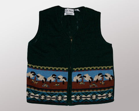 Counting Sheep-Small Christmas Sweater