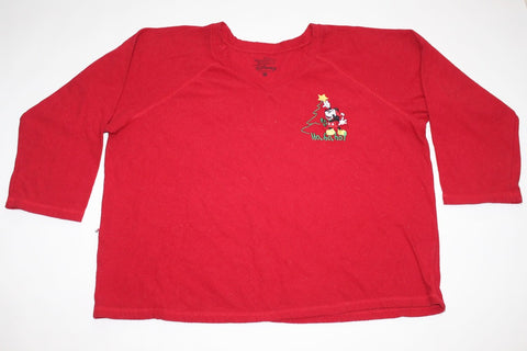 Mickey Mouse Fleece,  X Large, Christmas sweater