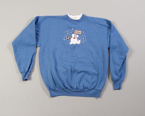 Let It Snow-Large Christmas Sweater