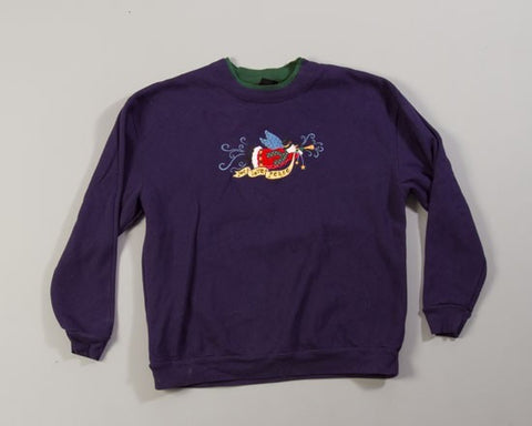 Joy Love Peace-X-Large Christmas Sweater