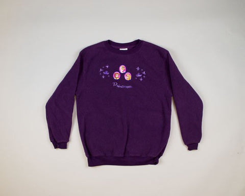 Princess- Disney-Small Christmas Sweater