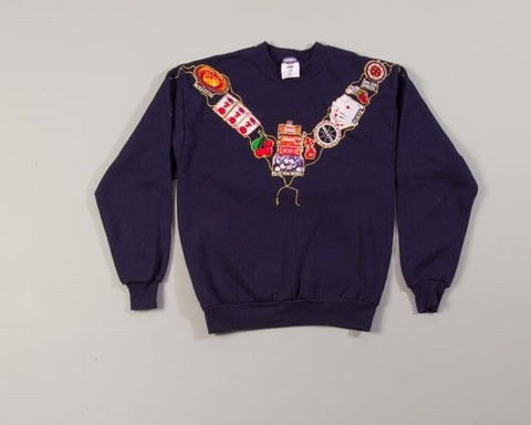 Jackpot-Medium Christmas Sweater
