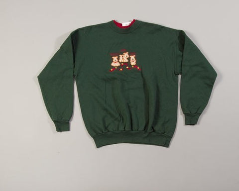 Grandma's Little Dears-Large Christmas Sweater