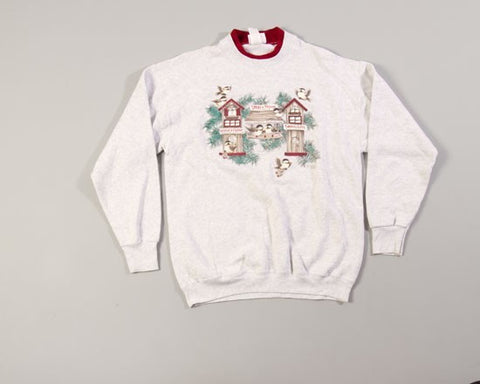 Seeds n Things-Medium Christmas Sweater