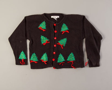Treetastic-Small Christmas Sweater