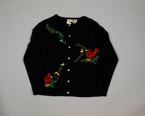 Cardinals-X Small Christmas Sweater