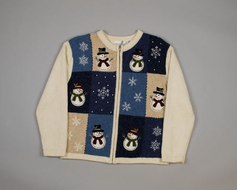 Winter Wonderland-Small Christmas Sweater