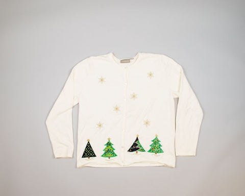 Ugly Little Trees-Small Christmas Sweater