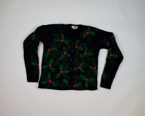 Boughs Of Holly-x-Small Christmas Sweater