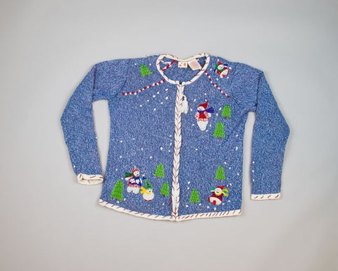 Good Times-Small Christmas Sweater