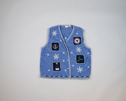 Wonderful Christmas Time-Small Christmas Sweater