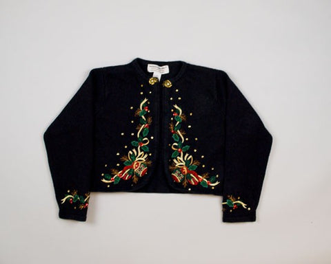 Beaded Decorations-X-Small Christmas Sweater