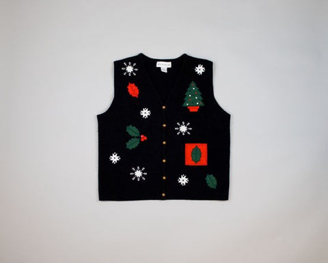 Simple Yet Effective-Small Christmas Sweater