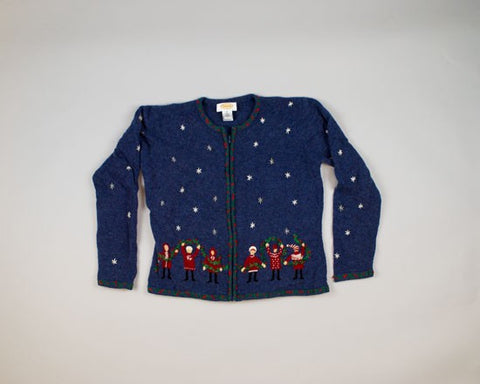 Tangled Up-Small Christmas Sweater