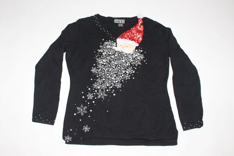 Fancy Santa, X Small, Christmas sweater
