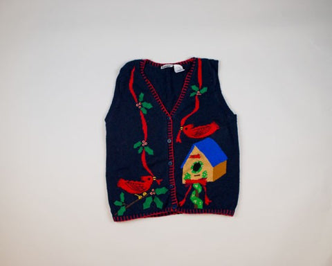 Let's Decorate-Small Christmas Sweater