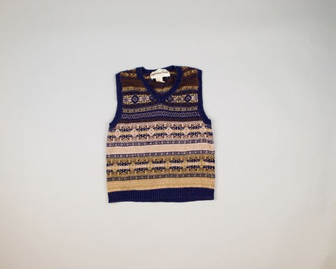 Ugly Little Vest-X-Small Christmas Sweater