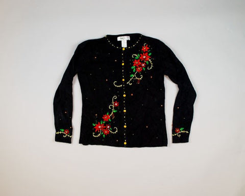 Look Stunning-Medium Christmas Sweater