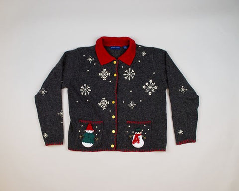 Pocket Pals-Small Christmas Sweater
