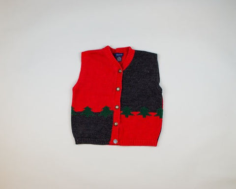 Simple And Refined-Small Christmas Sweater