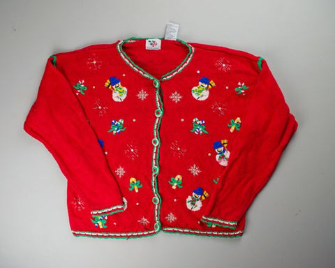 Holidays Everywhere-Small Christmas Sweater