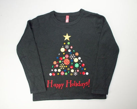 Oh Christmas Tree-Small Christmas Sweater
