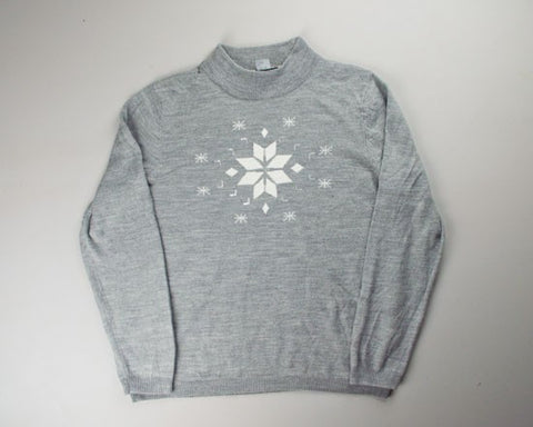 Snowflake-Small Christmas Sweater