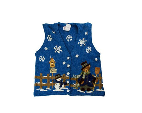 Shovel Snow-X-Small Christmas Sweater