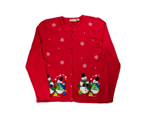 Office Shindig-X-Small Christmas Sweater