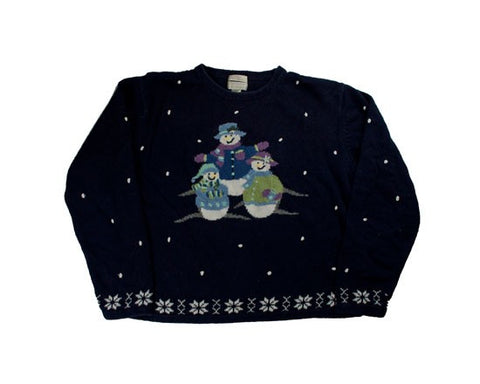 Picture Ready-Small Christmas Sweater