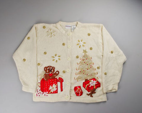 Bright Christmas-Small Christmas Sweater