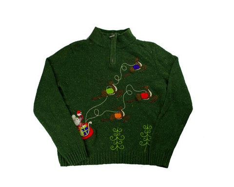 Mush-Small Christmas Sweater